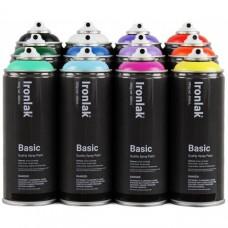 Ironlak Basic 12 Pack