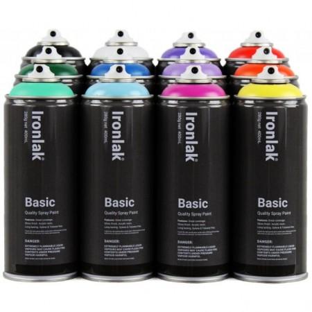 Ironlak Basic 12 Pack