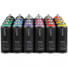 Ironlak Basic 24 Pack