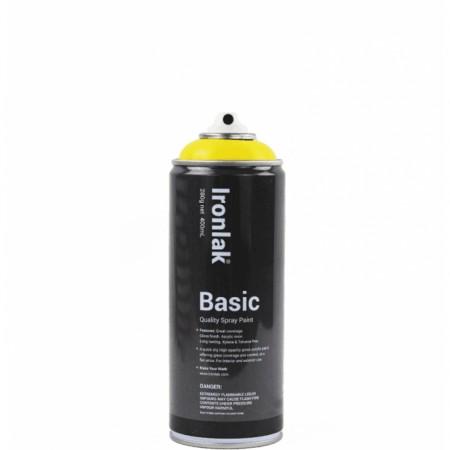 Ironlak Basic Spray Paint