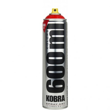 Kobra 600ml Spray Paint