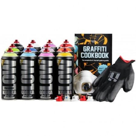 Kobra Graffiti Starter Pack
