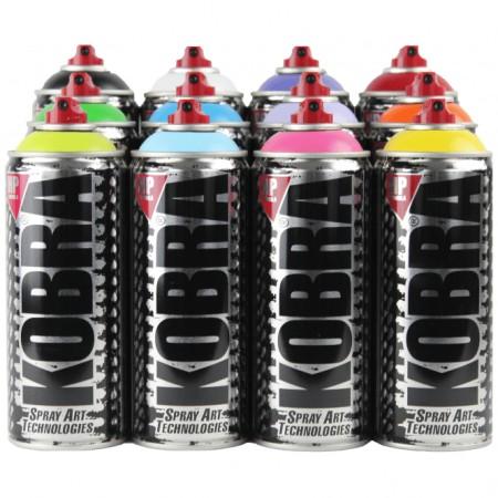Kobra HP 12 Pack