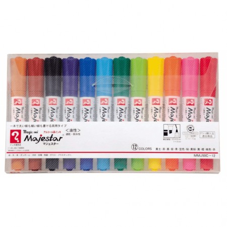 Magic Ink  Majestar 12 Colors