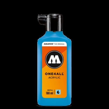 Molotow                              One4All Acrylic Refill 180ml