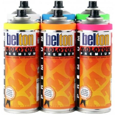 Molotow Premium 6 Pack Neon