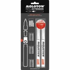 Molotow Refill Extension 111EM Starter Set