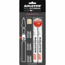 Molotow Refill Extension 211EM Starter Set