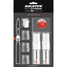 Molotow Refill Extension 411EM Starter Set