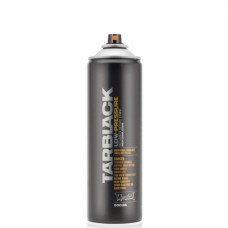 Montana Tar Black Spray Paint 500ml