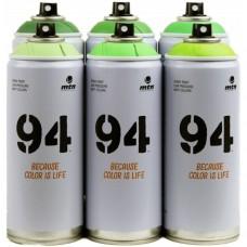 MTN 94 6 Green Tones
