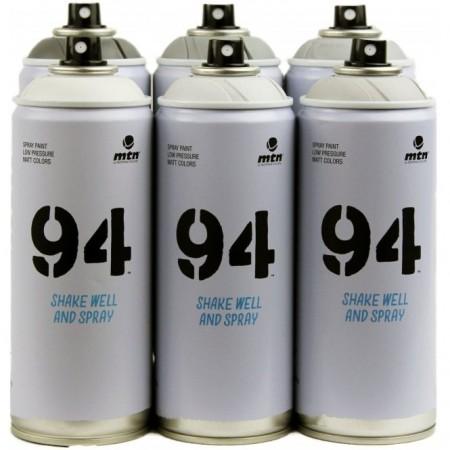 MTN 94 6 Neutral Grey Tones