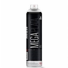 MTN Mega Plata Spray Paint