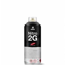 MTN Nitro 2G Black Spray Paint