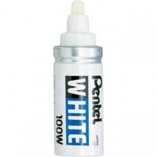 Pentel Permanent White Marker